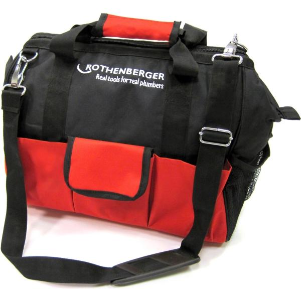 rothenberger 16 tool bag. Black Bedroom Furniture Sets. Home Design Ideas