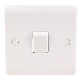20 Amp DP Switch White