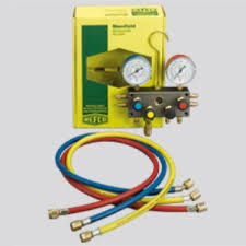 Refco BM4-3 Four-way Manifold