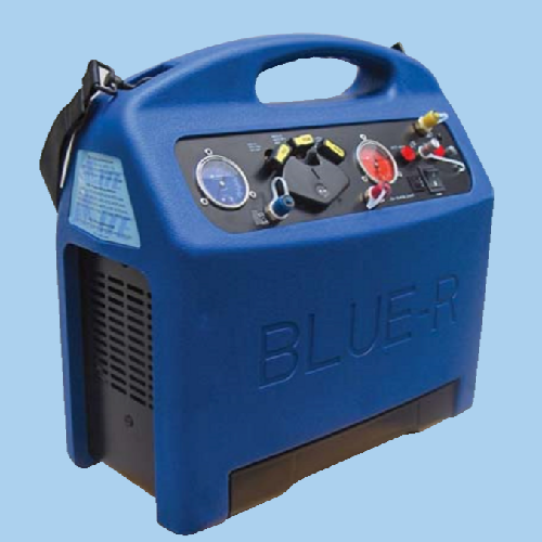 Blue-R Oil Free Portable Recovery Station