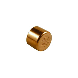 Copper End Cap