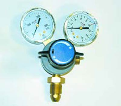 Javac 10 Bar (OFN) Nitrogen Regulator
