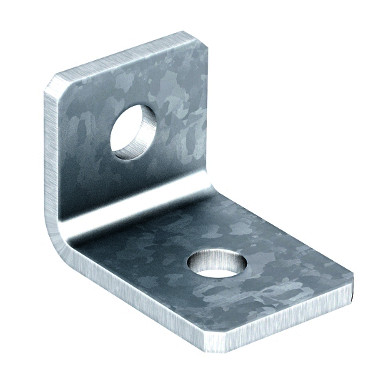 One Hole One Hole Angle Bracket