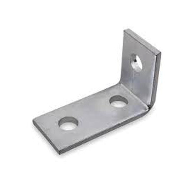 One Hole Two Hole Angle Bracket