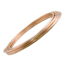 UK Refrigeration Copper Tube - 15m Coils 1/4""