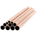 UK Refrigeration Copper Tube - 3m Lengths